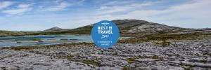 Burren named as Best Community Tourism Project by Lonely Planet