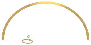 Doolin Cave logo - home of the amazing stalactite